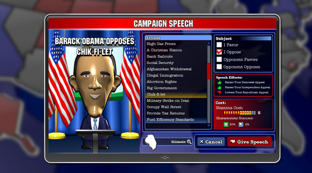The Political Machine 2012 (Stardock)
