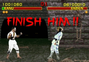 Poll Vault: 'Mortal Kombat' is your favorite fighting game franchise
