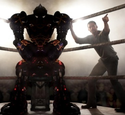 Real Steel (Dreamworks)