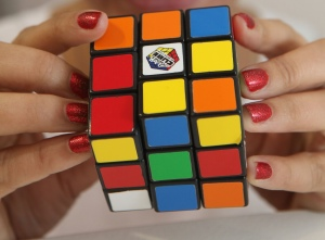 Rubik's Cube (Getty Images)