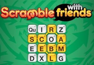 Scramble With Friends (Zynga)