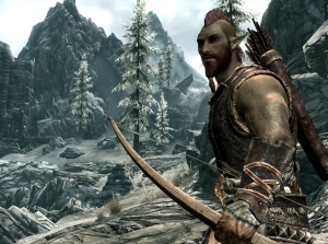 Kinect support coming to 'Skyrim'