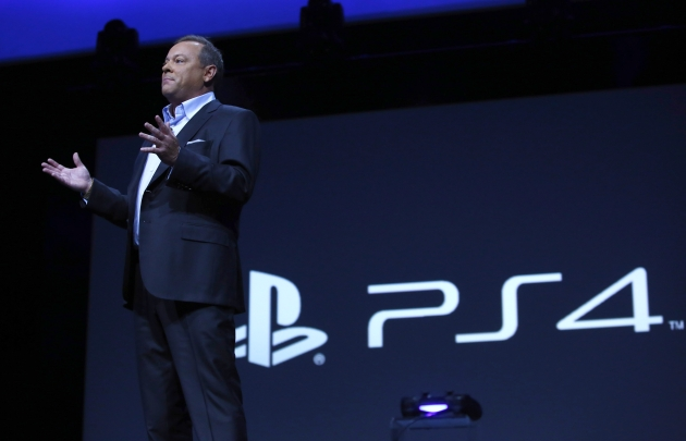 Jack Tretton talk PS4 at E3 2013 (Credit: Getty Images)