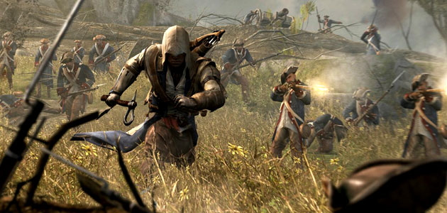 Game of the Year nominee Assassin's Creed III