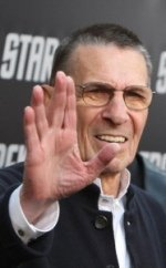 Leonard Nimoy (Getty Images)