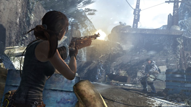 Tomb Raider (Credit: Crystal Dynamics)