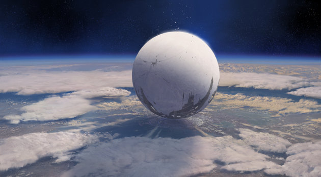 The world of Destiny (Credit: Bungie)