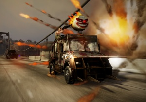 Twisted Metal (Sony)