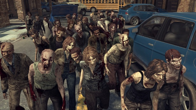 The Walking Dead: Survival Instinct (Credit: Activision)