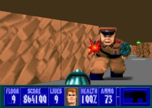 Play legendary shooter 'Wolfenstein 3D' in your browser