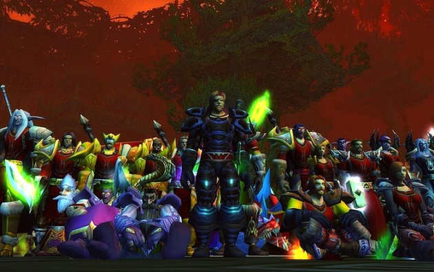 User data found hidden in World of WarCraft screenshots