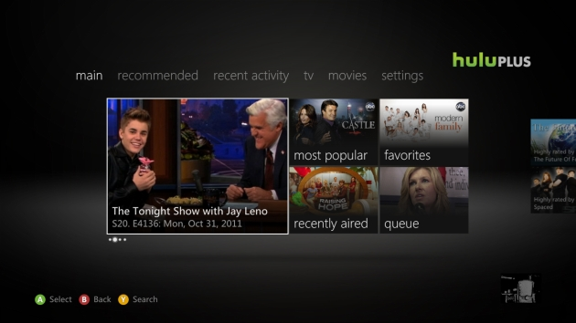 Major update turns Xbox 360 into entertainment hub