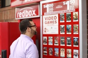 PSA: Free games from Redbox this week