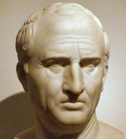 Was Cicero the original Simon?