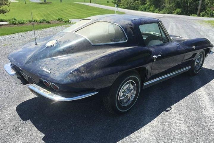 1963 chevrolet corvette split window barn find should for 1967 split window corvette for sale