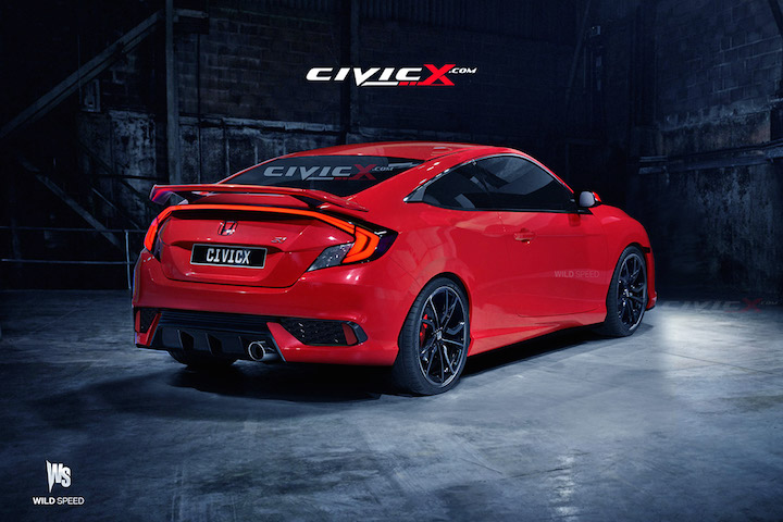 A New Honda Civic Si Wont Be Ready Until 2017may Have 230hp