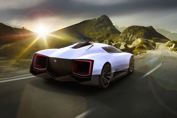 Cadillac Ct 1 Concept Is The Supercar Of Your Dreams