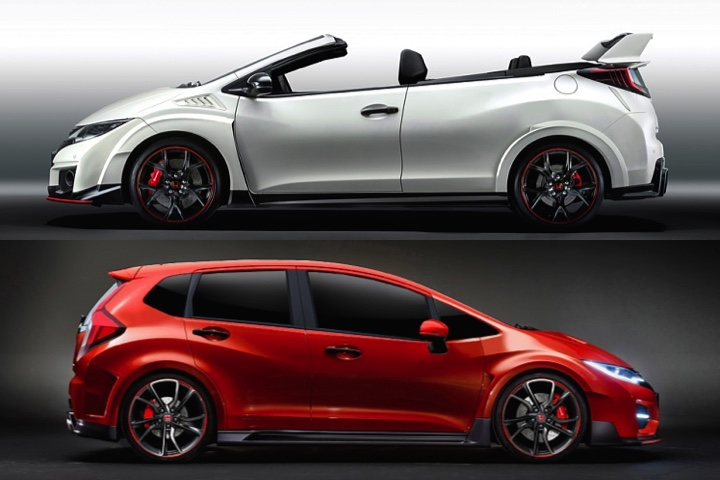 would you rather a honda civic type r convertible or wagon. Black Bedroom Furniture Sets. Home Design Ideas