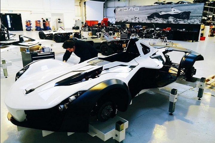 Deadmau5 S Bac Mono Car Is Ready For The Road