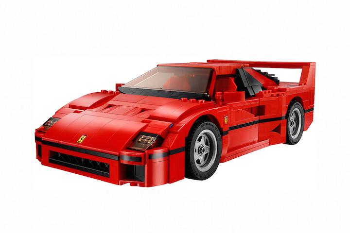Lego Custom Sports Cars