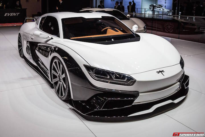 China S First Supercar Actually Doesn T Look Terrible
