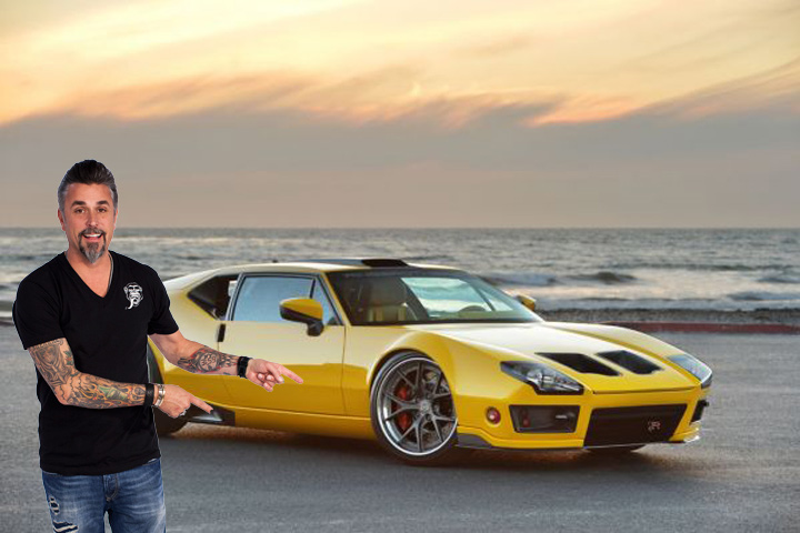 Richard Rawlings Lifestyle Worth Biography Cars Rawlingscareer