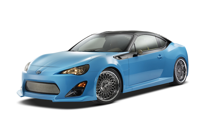 Scion Made An Fr S Targa Turbo That S Almost Perfect