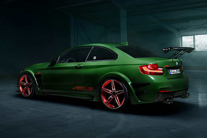 Ac Schnitzer Gives The Bmw M235i A 570 Hp Heart Transplant