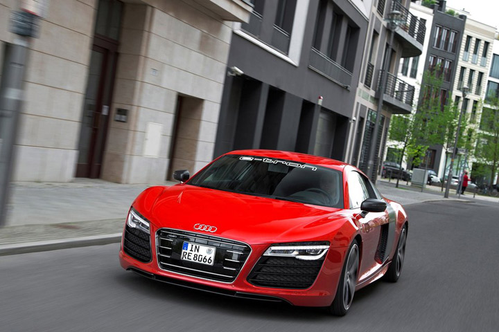 Zap AllElectric Audi R Etron Coming In - Audi r8 e tron