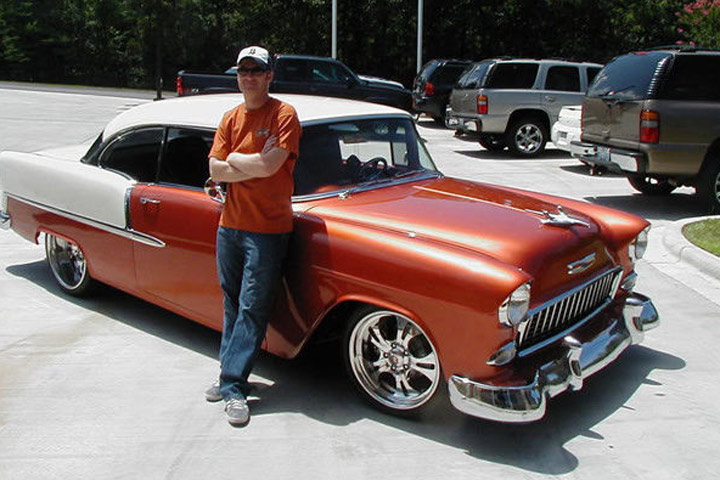 dale earnhardt jr is selling his bel air and corvette on ebay. Cars Review. Best American Auto & Cars Review