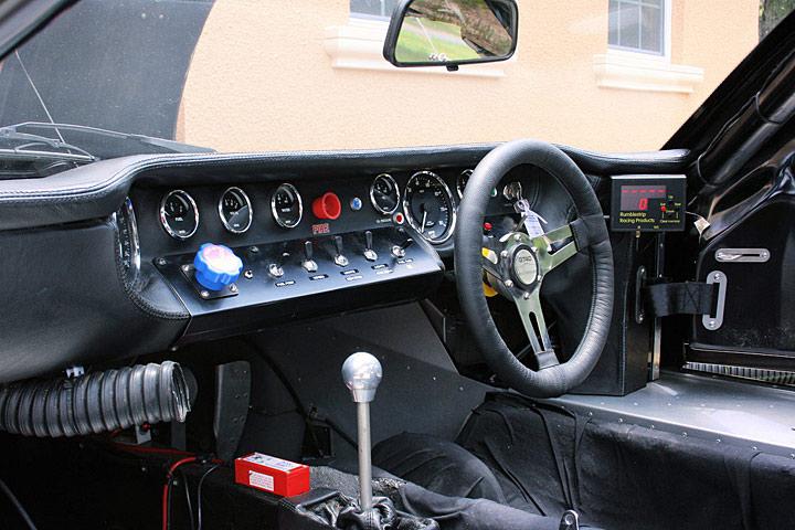 Ford Gt Replica Race Car