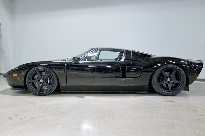 Gas monkey garage s 800 hp ford gt is up for sale