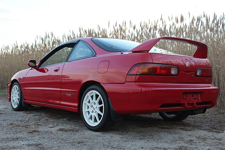 Acura Type R >> 5 Reasons You Need An Acura Integra Type R