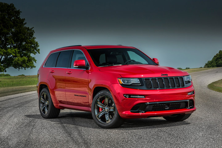 Yes Jeep Grand Cherokee May Get A 707hp Hellcat V8