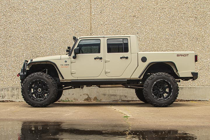 this 700hp jeep wrangler pickup is what dreams are made of. Cars Review. Best American Auto & Cars Review