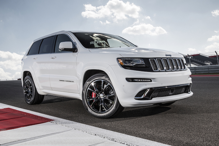 Chrysler 300 and Jeep Grand Cherokee Hellcat — Could They Happen?