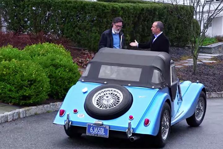 Colbert Comedians In Cars Getting Coffee