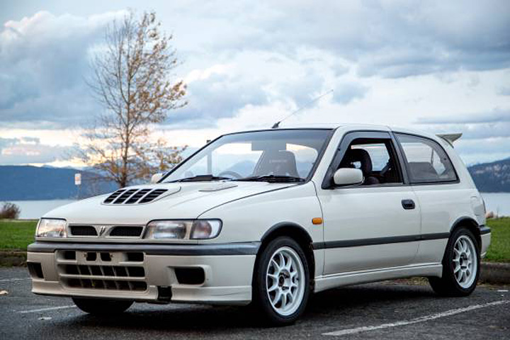 this 1991 nissan pulsar is a bargain gt r supercar. Black Bedroom Furniture Sets. Home Design Ideas