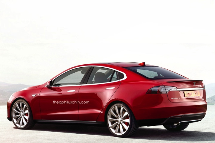 tesla model 3 hits 60 mph in under 4 seconds will have impressive