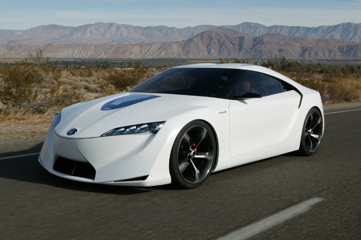 future toyota sports cars  Sport Cars Info