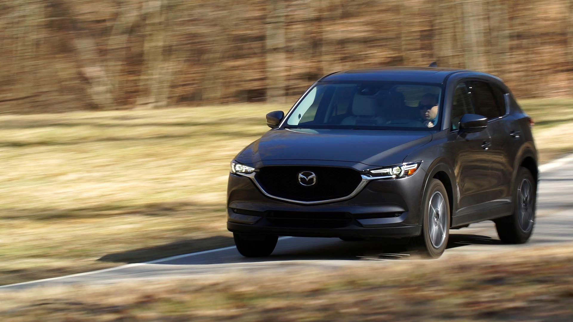 'Talking Cars' Dishes on Mazda CX-5, Jeep Compass, and Honda Clarity FCV