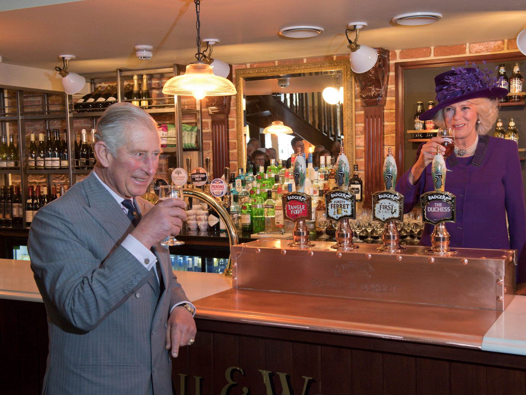 Prince Charles apparently once took the royal train to a pub in Penrith, north west England — and the trip cost £18,916