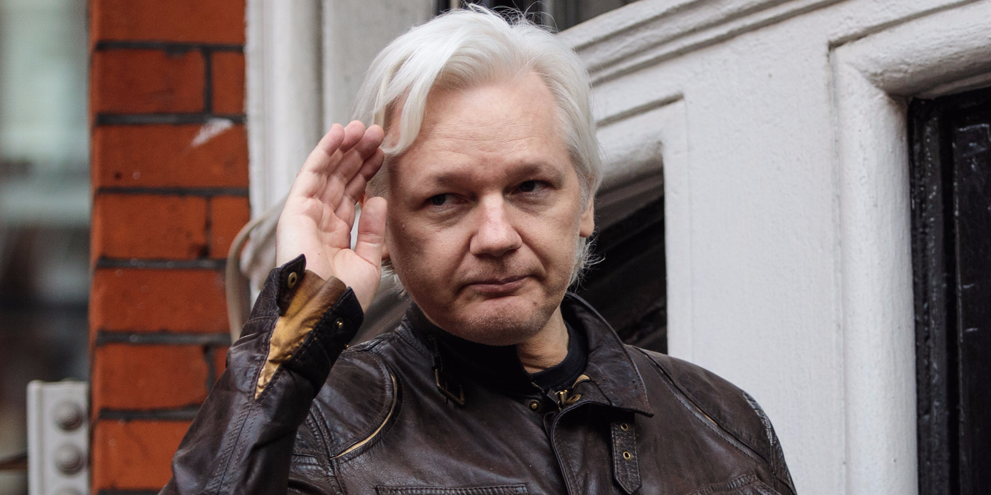 Julian Assange's Twitter account briefly vanished