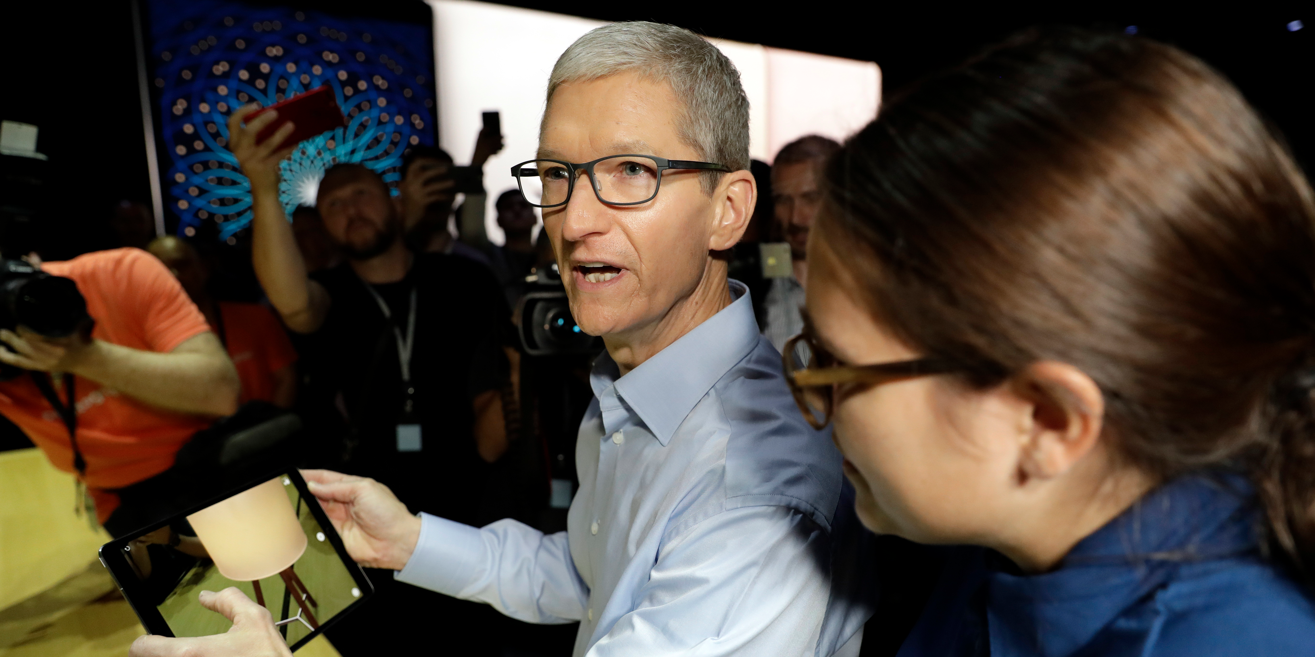 Apple is holding an event on March 27 — and it looks like new iPads are coming (AAPL)