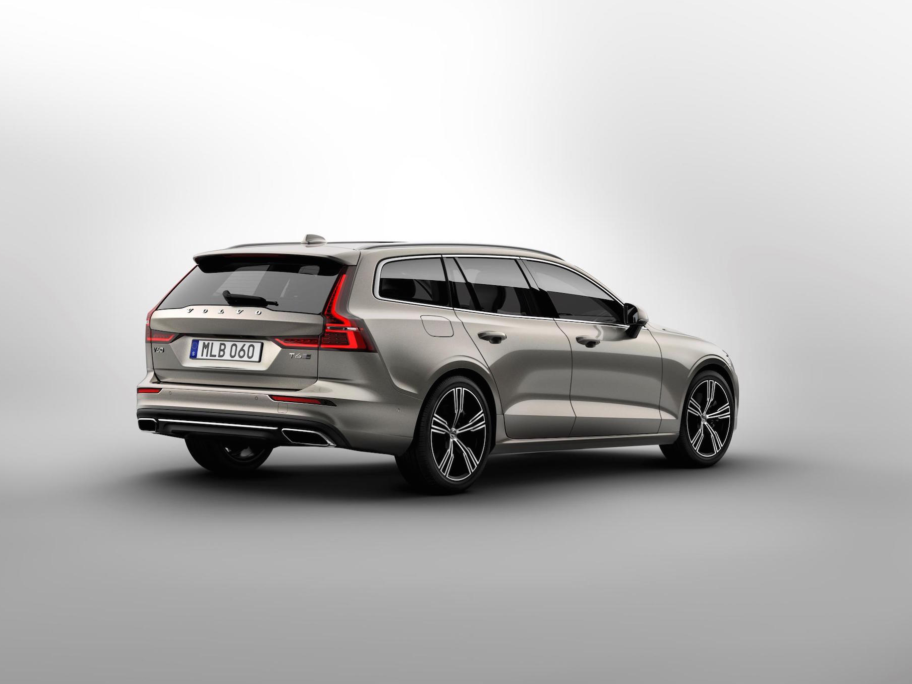 Volvo's V60 new station wagon is simply stunning
