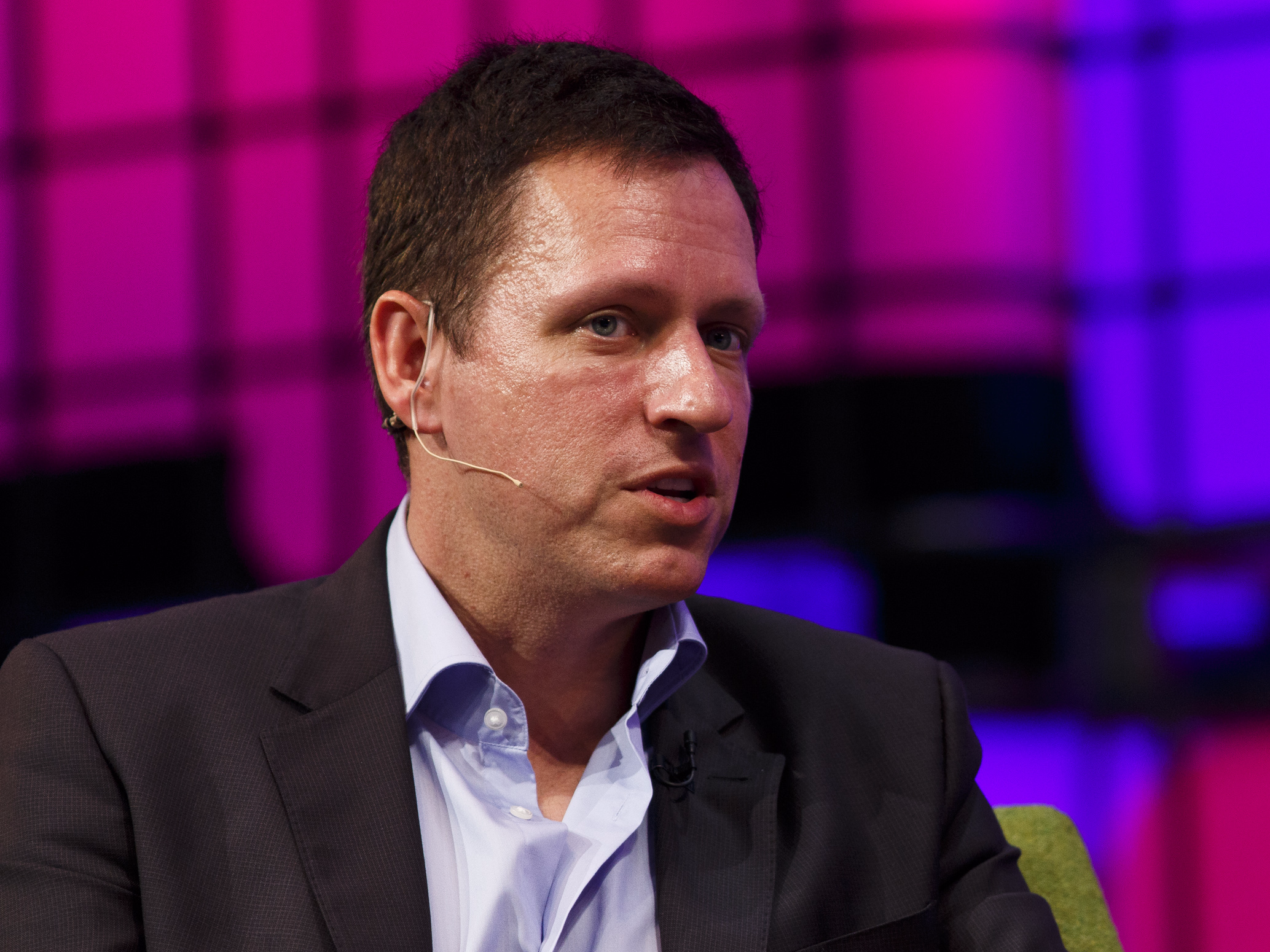 Billionaire Facebook board member Peter Thiel has sold most of his remaining stake in Facebook (FB)