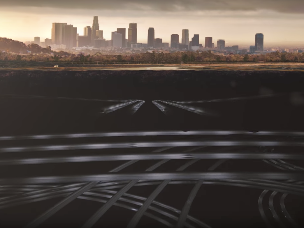 Elon Musk is making a big change to his Hyperloop and Boring Company plans
