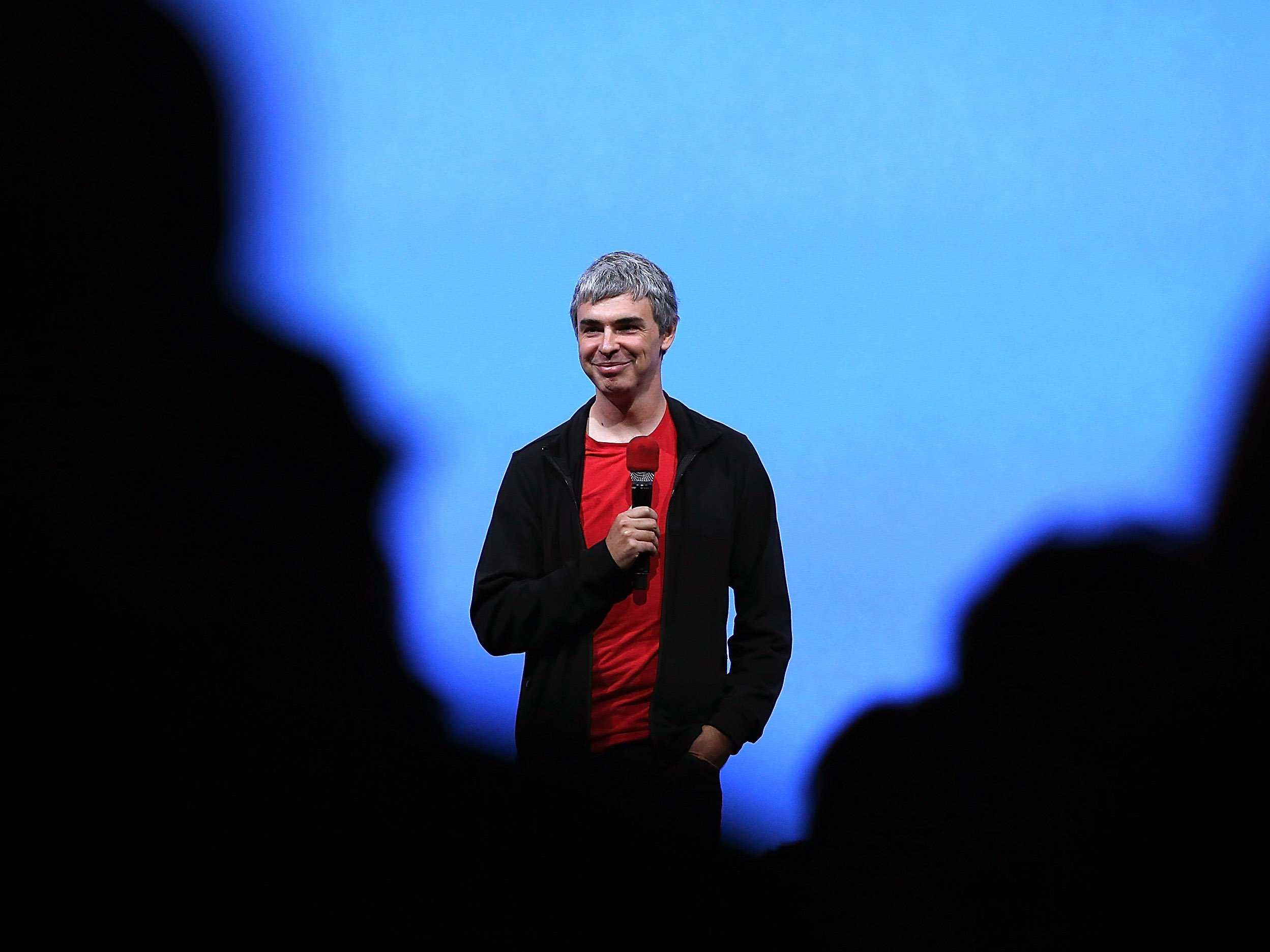 Travis Kalanick used to think of Larry Page and Google like 'a big brother' until they became his worst nightmare