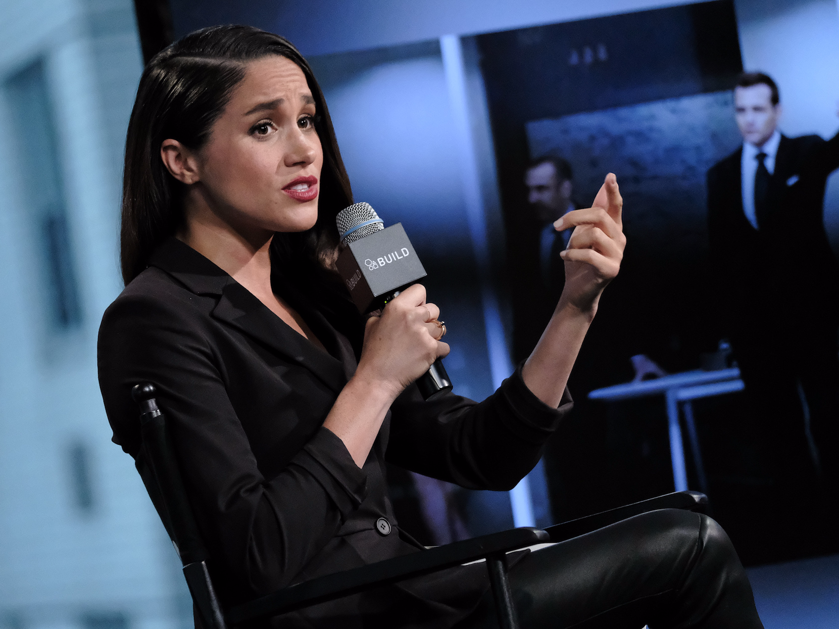 Resurfaced video shows a young Meghan Markle asking Procter & Gamble to change a commercial with sexist undertones