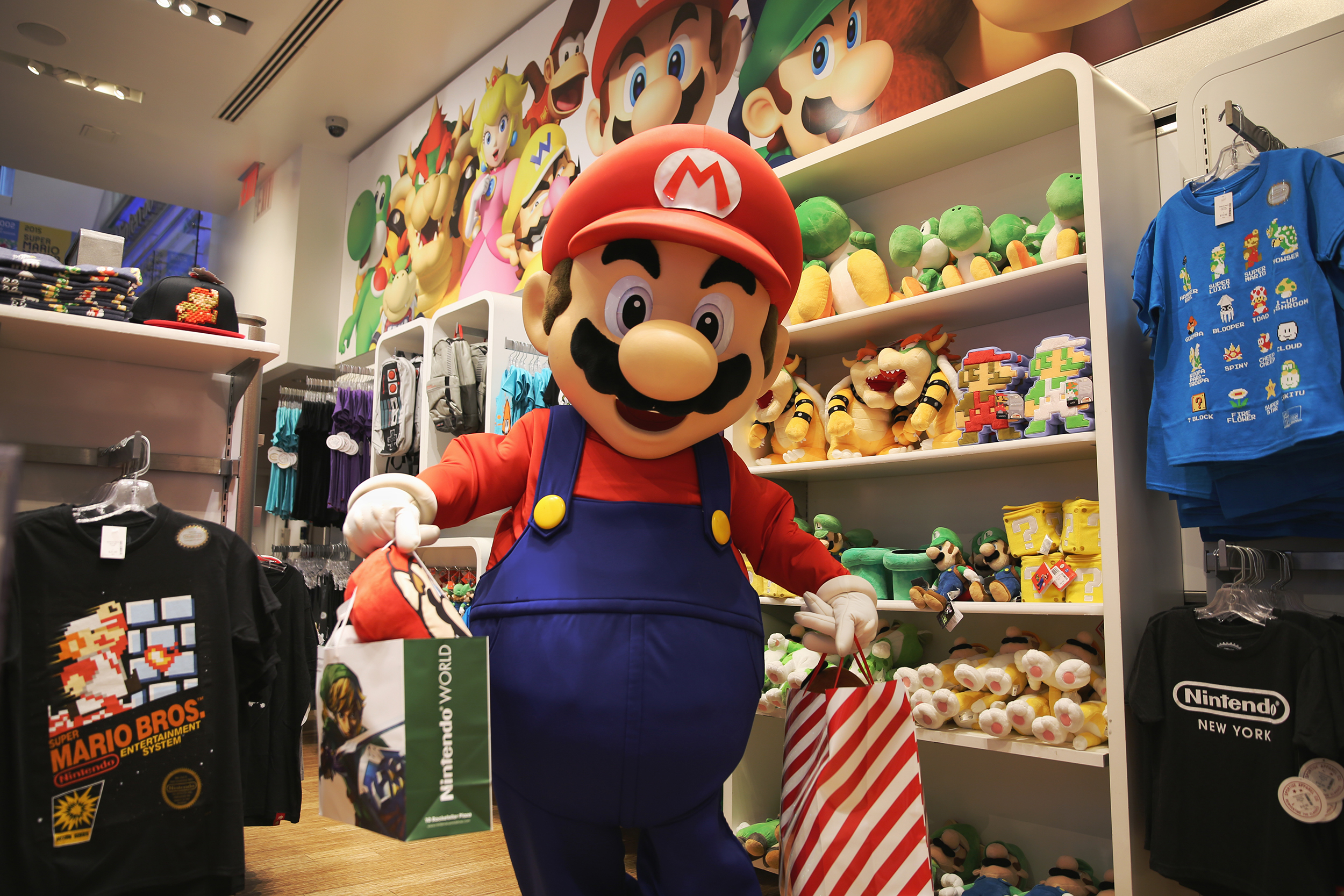 JEFFERIES: Nintendo has another secret weapon besides the Switch